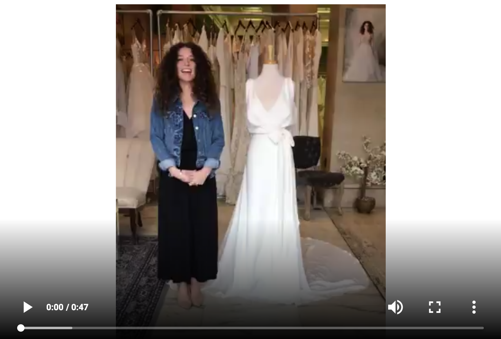 Our Dress of the Week Video!