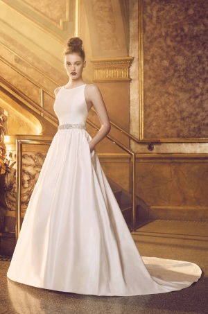 Dress of the Week: Paloma Blanca Style 4719