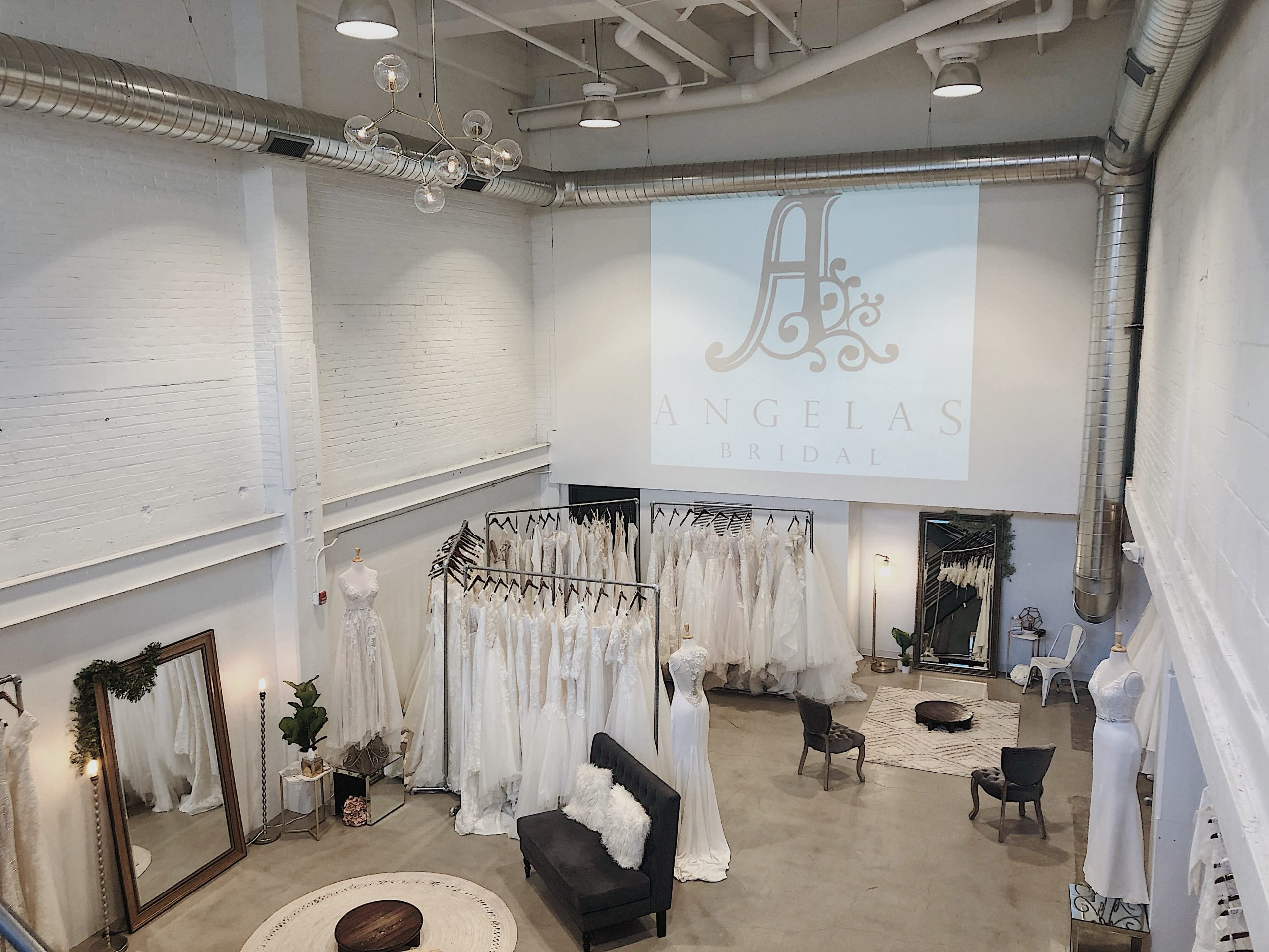 Two Stores Become One Perfect Bridal Shopping Experience
