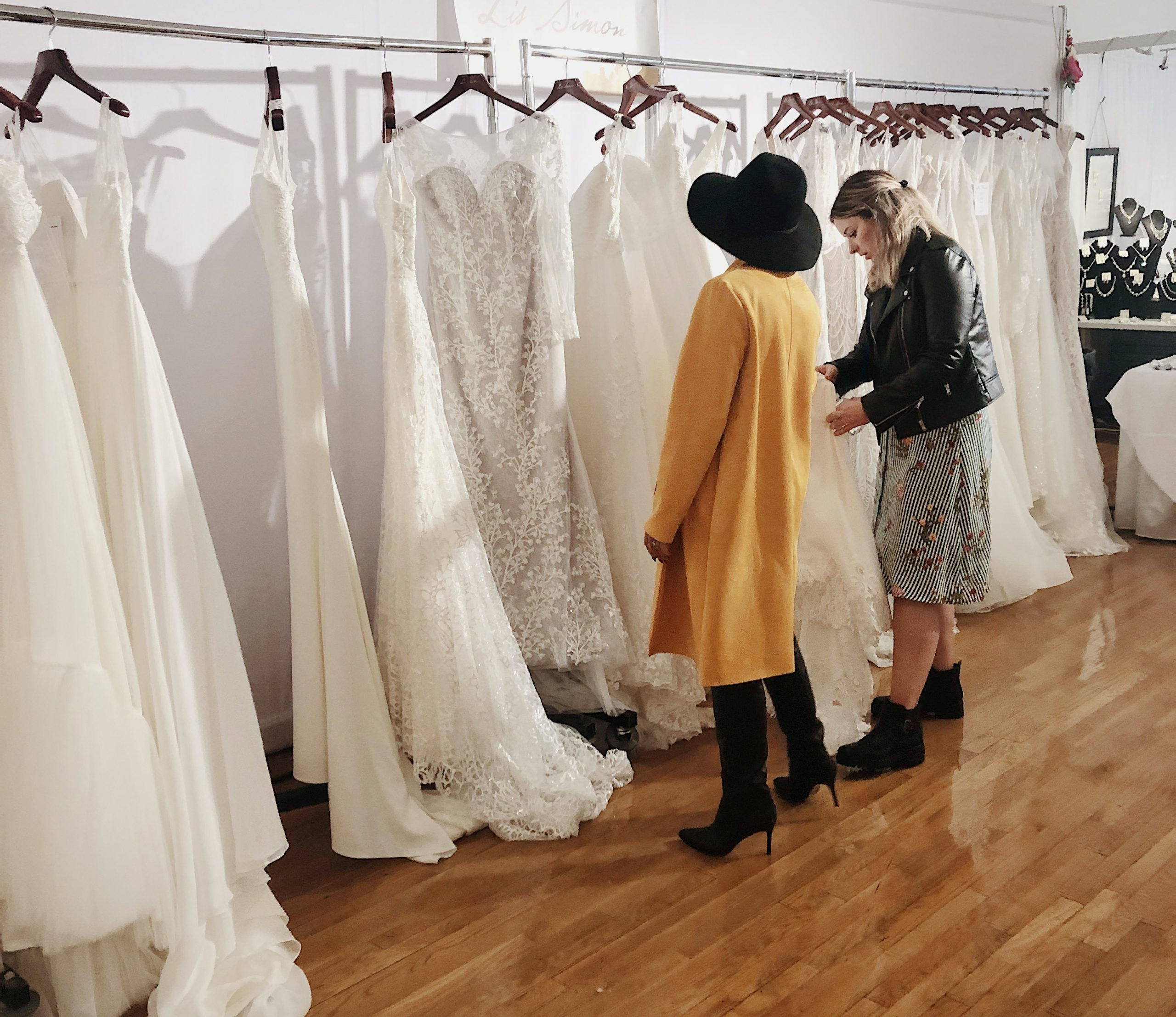 Bridal Breakdown: Who to Bring to your Bridal Shopping Appointment